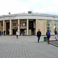 Вестибюль ВДНХ (станция метро) Москва. :: Александр Качалин
