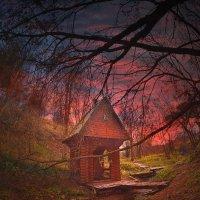 Сказочный закат :: Борис Гуревич