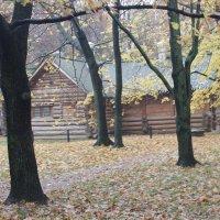 Осень в Коломенском :: Валерий Скобкарёв