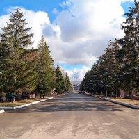 Погожий денёк в октябре.. :: Андрей Заломленков