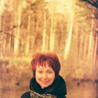 Осенний портрет :: Евгений Золотаев