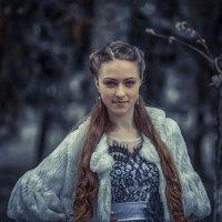С...нежная королева... :: Александр Бойко