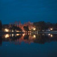 вечер на озере :: Алина Гриб