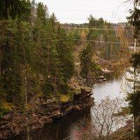 Осенняя река :: Aнна Зарубина