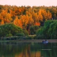 Осень . Рыбачок ... :: Va-Dim ...