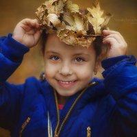 маленькая принцесса :: Вера Кристеченко