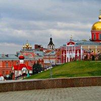 Иверский монастырь :: наталия
