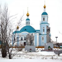 Храм :: Алёна PRIVALOVA
