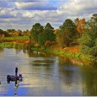 Изыскания на реке :: Вячеслав Минаев
