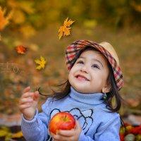 Осенние листья! :: Ольга Егорова