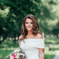 Улыбка невесты :: Оксана Денисова
