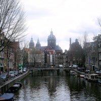 Голландия,Амстердам :: svetlana.voskresenskaia