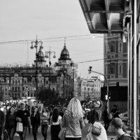 Вечерний город :: Оксана Лада