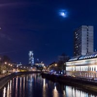 Ночь, Москва. :: Виктор Твердун