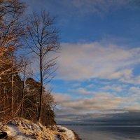Зимний пейзаж :: Татьяна Ивановна