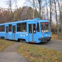 Московский трамвай :: Дмитрий Никитин