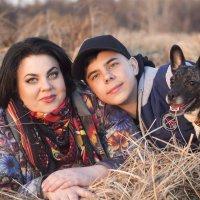Семейные истории :: TATYANA PODYMA
