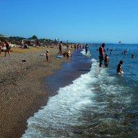 ...тёплым морем... :: Sergey Gordoff