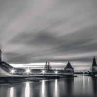 Вечер на Пскове :: Dmitrii Гирев