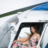 Вертолет :: Татьяна Просина