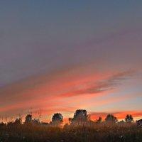 небесный пожар :: Mary Коллар