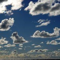 Балтийское море и небо... :: Murat Bukaev