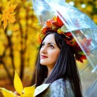 Осенний портрет. :: Ольга Егорова