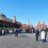 На Красной площади :: Ольга Васильева