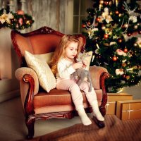 Новый год :: Румянцева