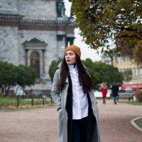 Осенняя прогулка :: Екатерина