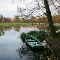 Осень, пруд. :: Сергей 333