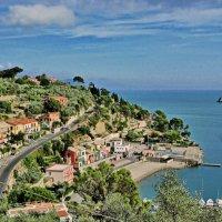 Вид на деревушку Терриццо :: Андрей K.