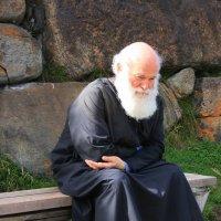 соловки. монах :: олег