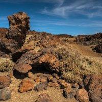 В кратере вулкана Тейде 1 :: Андрей Бондаренко