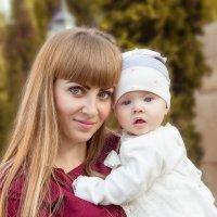 Мать и дочь :: Оксана