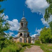Дорога к храму :: Светлана Григорьева