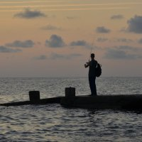 Вечерняя рыбалка :: Светлана Винокурова