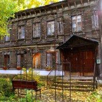 старинный дом :: Наталья Сазонова