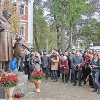 Открытие памятника С.Я.Маршаку :: Генрих Сидоренко