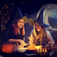 Halloween :: Татьяна Андросова
