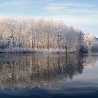 ..первый снег и первый заморозок.. :: Татьяна