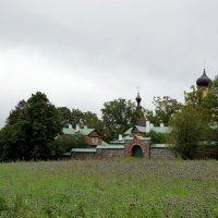 Православный Пюхтицкий Успенский женский монастырь Русской православной церкви :: Елена Павлова (Смолова)