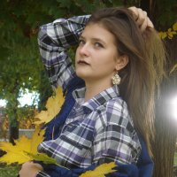 Загадочная Вика :: Дарья Лаврухина