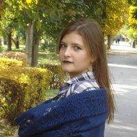 Осенняя моделька :: Дарья Лаврухина