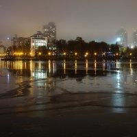 городские острова в море тумана :: StudioRAK Ragozin Alexey