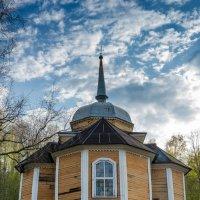 Где-то в Карелии :: Владимир Лазарев