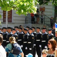 Один взгляд или Последний парад :: Александр Рыжов