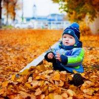 Когда осень первая ) :: Румянцева