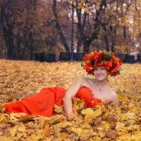 Осенняя фотосессия :: Ольга Петруша