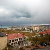 Дождь почти закончился... на время. :: Валерий Дворников